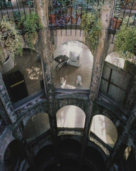 La casa del escultor Xavier Corberó. Salva López | Xavier ...