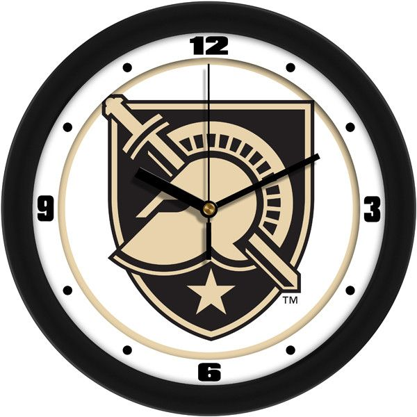 Army Black Knights - Traditional Wall Clock
