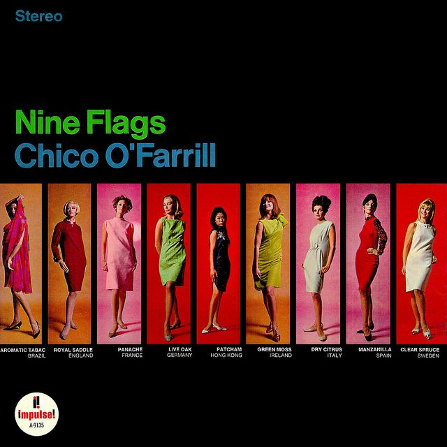 chico o'farrill - nine flags impulse a-9135