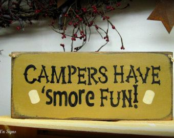 Campers have SMORE fun!