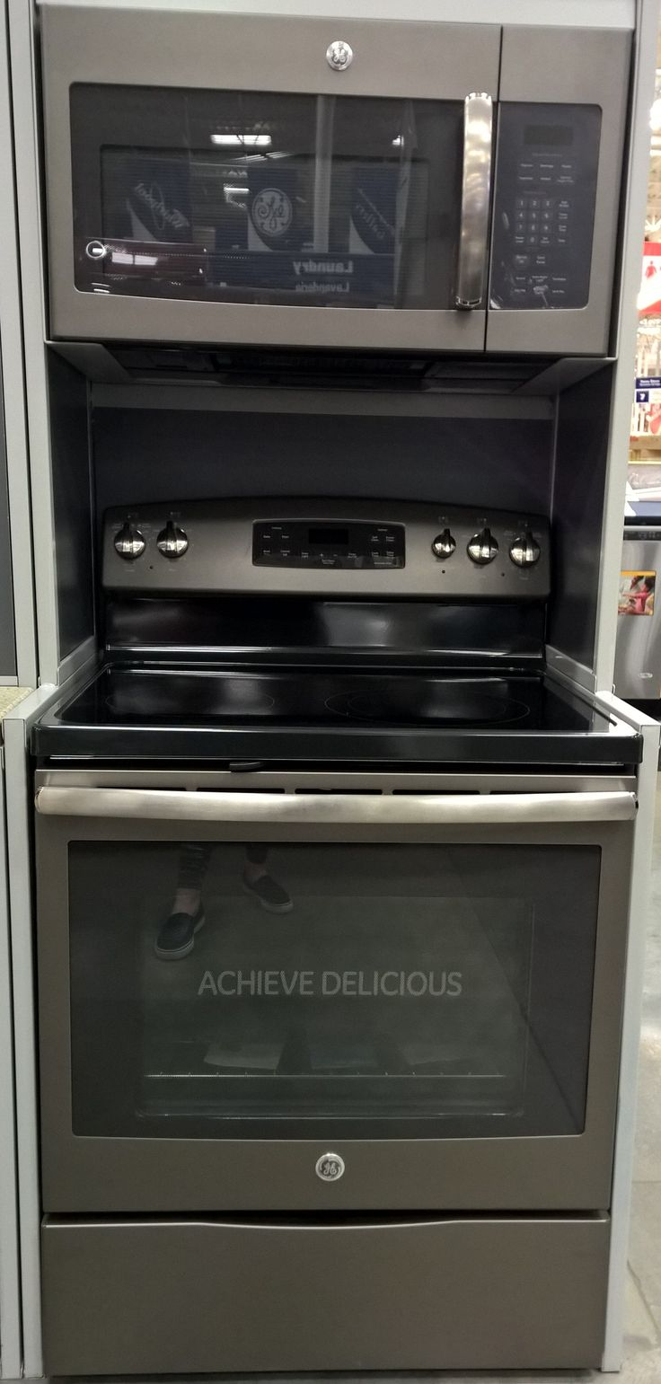 Lowes microwaves over the range white - Black Stainless Appliances Lowes