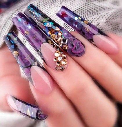 Organic nails calendario 2015 Septiembre