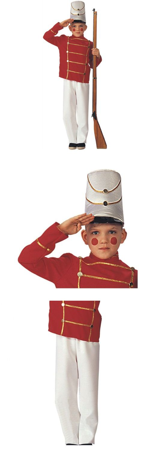 Kids Costumes: Toy Soldier Costume Kids Nutcracker Christmas Outfits Fancy Dress -> BUY IT NOW ONLY: $30.79 on eBay!