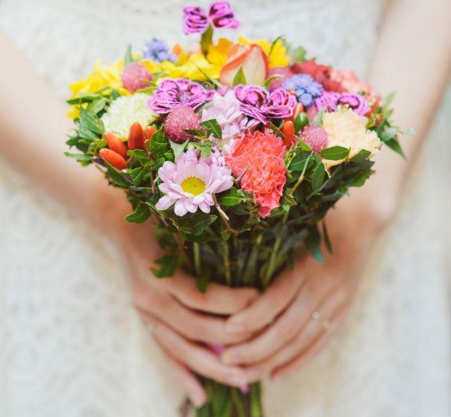 Bouquet da sposa primavera-estate 2015: dai colore alle tue nozze! Image: 14