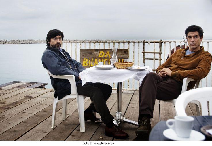 """Alessandro #Gassman e   Luigi Lo Cascio in una scena del nuovo #film di Ivano de matteo """" I nostri Ragazzi """". #film #cinema http://www.01distribution.it/areapress/film/i-nostri-ragazzi"""