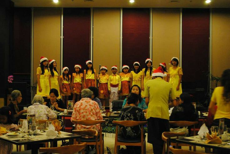 2013 Christmas Choir at Pamiluto