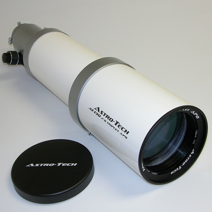 Astro-Tech - AT130 130mm f/6 FPL-53 ED triplet apochromatic refractor