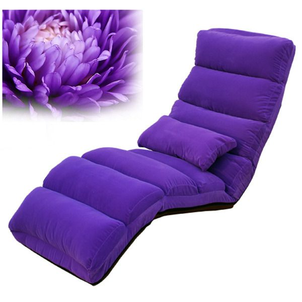 lavender chaise lounge varossa chaise lounge recliner chair sofa bed purple