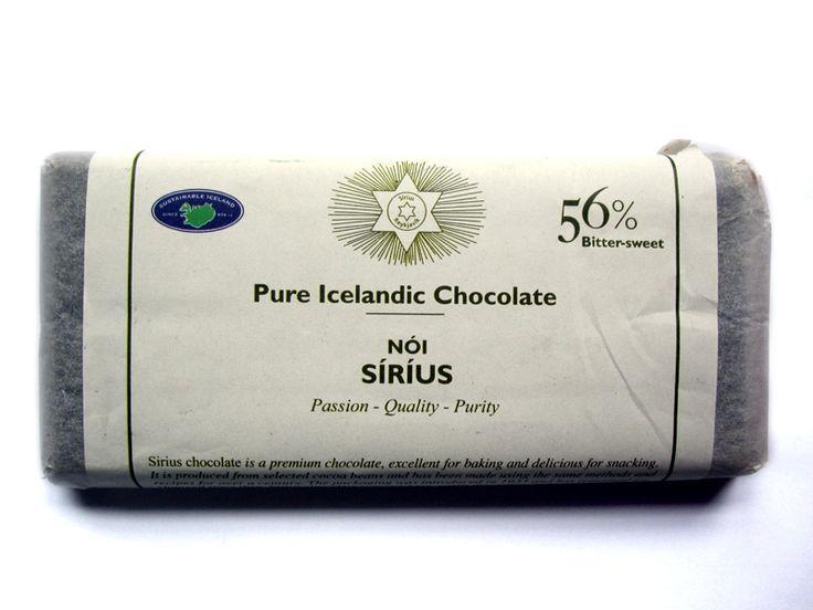 Sirius Chocolate Bar. (Iceland)