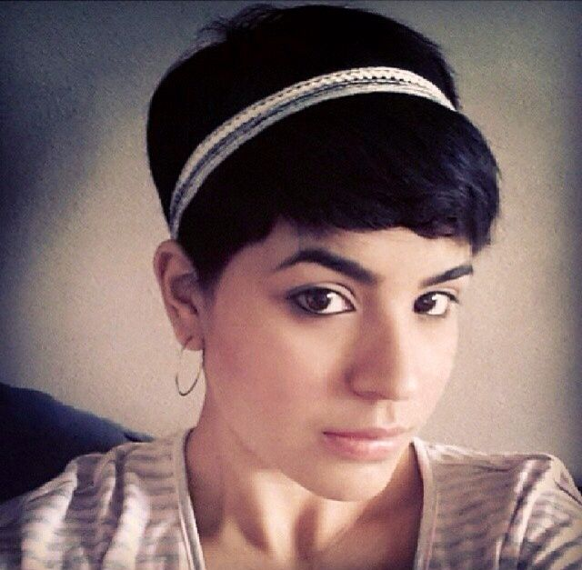 Pixie & headband