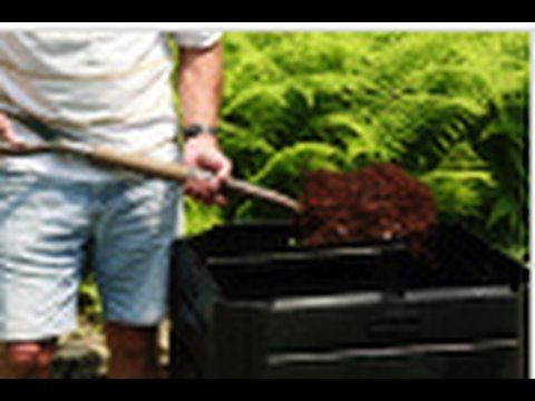 How To Make Your Own Compost (Black Gold!)