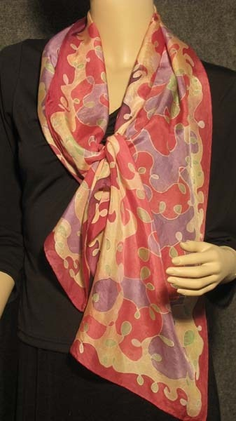 Cashmere Silk Scarf - de Beauvoir BLUE by VIDA VIDA oz1xy62j