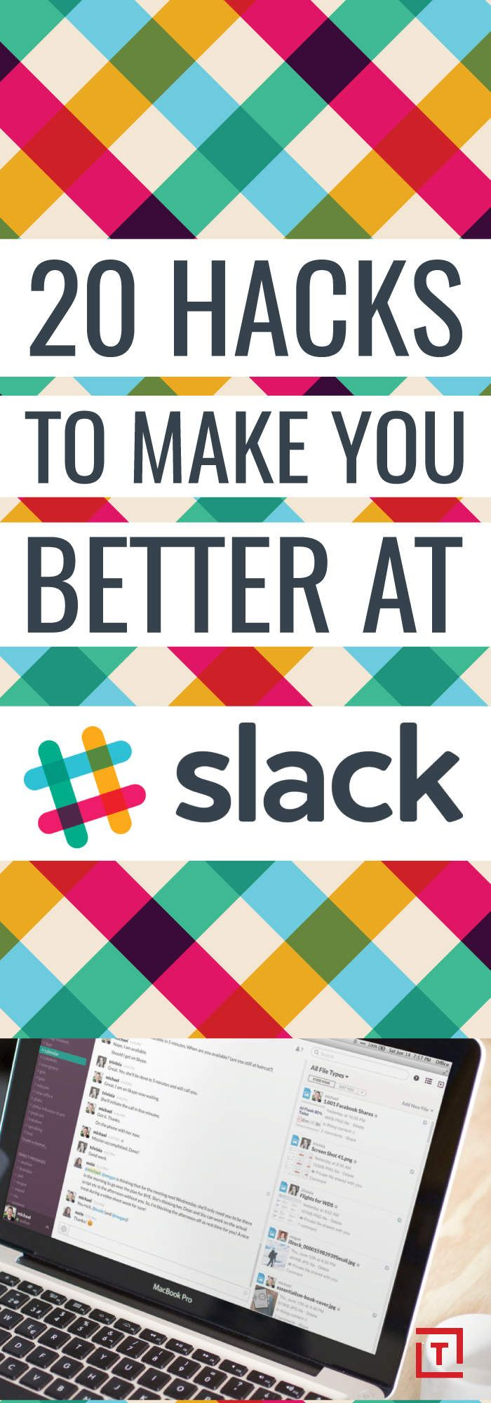 20 Hacks to Be Better at Slack