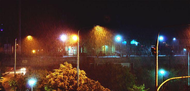 illuminated, night, christmas lights, no people, city, christmas decoration, sky, tree, christmas tree, outdoors, architecture