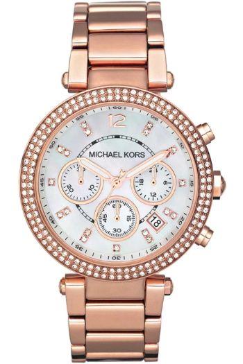 Michael Kors Chronograph Bracelet MK5491 Ladies Watch | The Watch Hut«