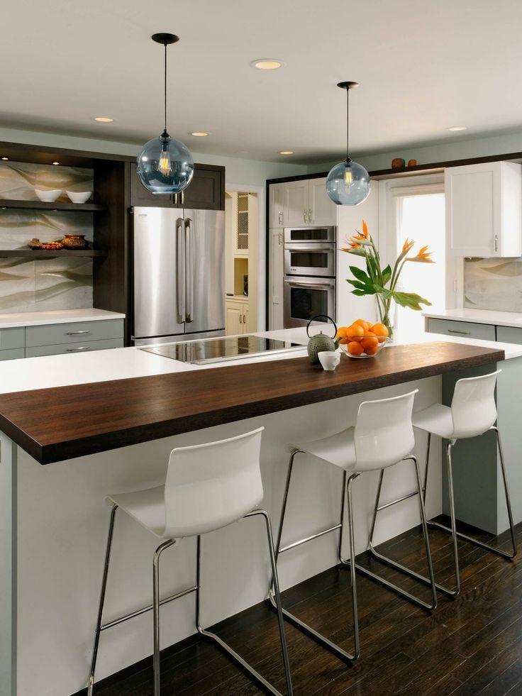 Küchenlösungen Für Kleine Küchen Mit Tisch