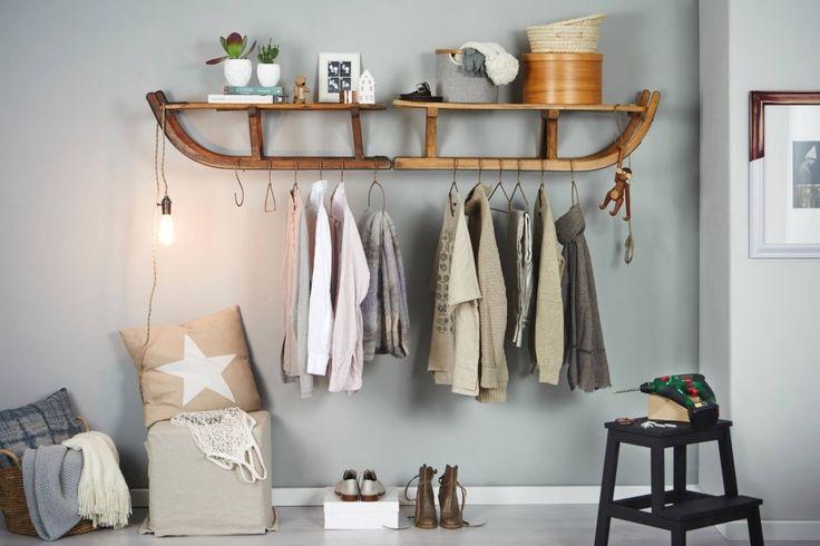 Garderoben zum Nachbauen                                                                                                                                                                                 Mehr