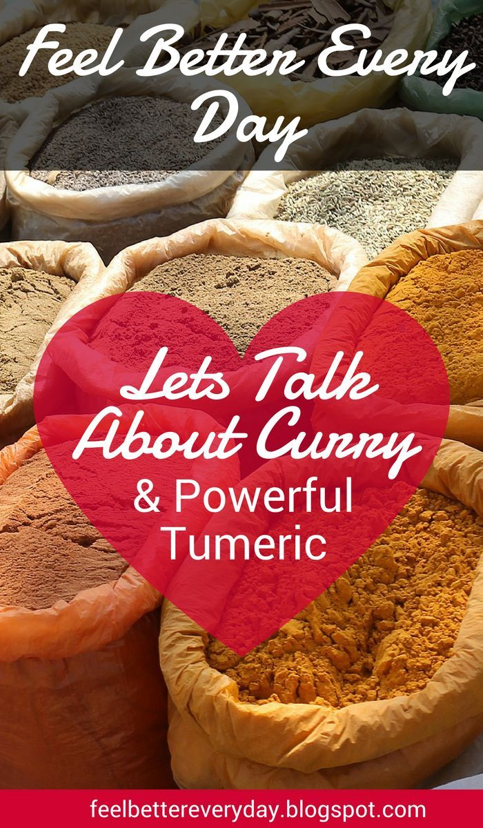 Spices are a big part of tasty healthy eating. Learn about the health benefits associated with curry and powerful tumereic!