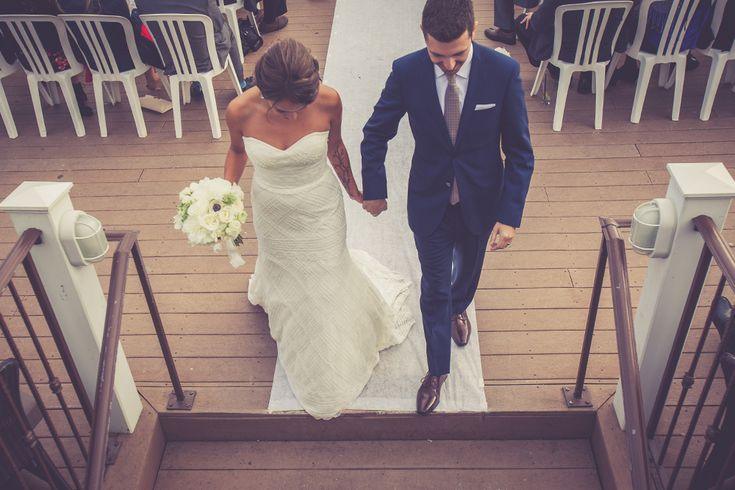Nautical Wedding— The Westend Studio