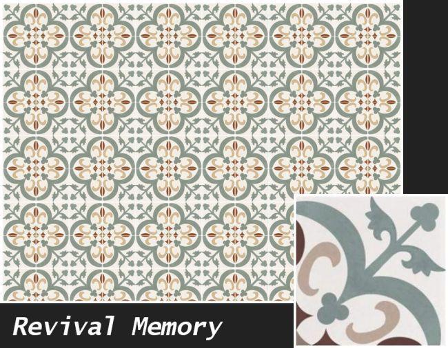 Revival Memory - beltérre, kültérre