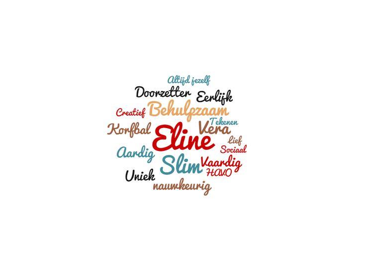 woordwolk.nl - leuke site om woordwolken te maken in verschillende vormen en kleuren. Leuk idee voor afscheid groep 8, een woordwolk met bijv. kwaliteiten, hobby's en musicalrol naam erin.