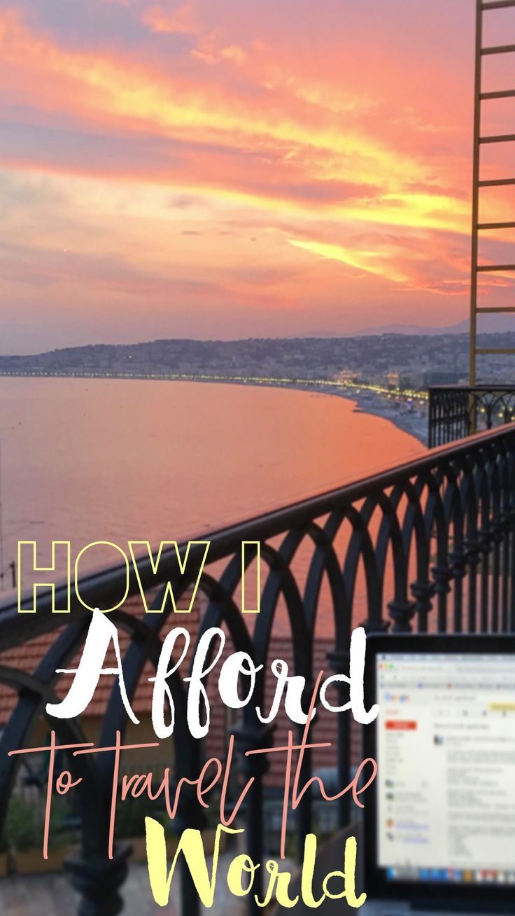 How I Afford To Travel the World - Get Lost With Jackie