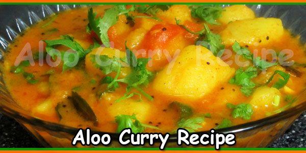 Potato Curry Recipe for Sri Rama Navami | Aloo Curry Recipe