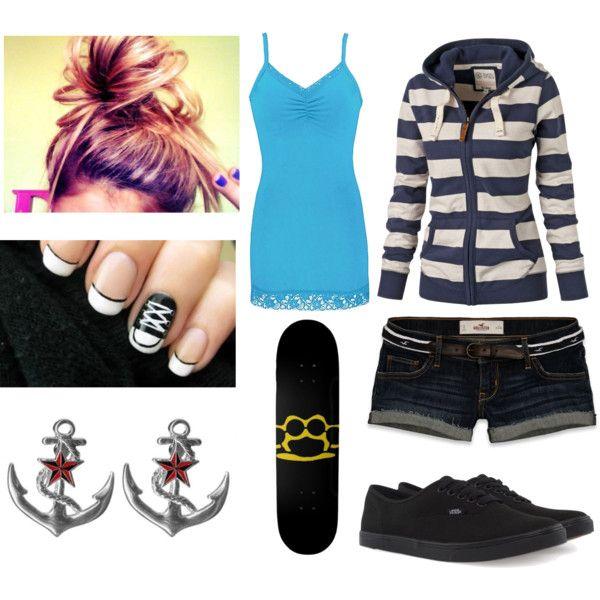 skater girl | my style | Skater girls, Skater girl outfits ...