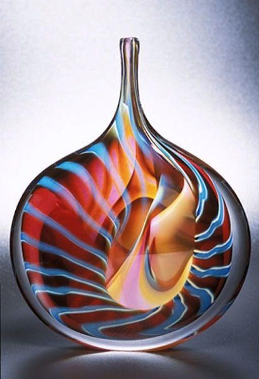 Versatile magic. #artglass #glassart #artwork http://www.pinterest.com/TheHitman14/art-glasscrystal-%2B/