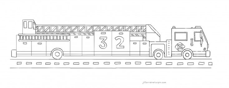 Fire Truck Coloring Page Ladder Truck 32 Truck Coloring Pages Valentines Day Coloring Page Fire Trucks