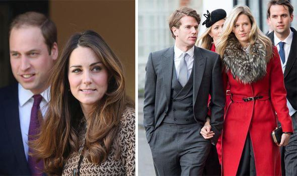 Olivia and Prince William have remained friends, despite Catherine Duchess of Cambridge's jealousy