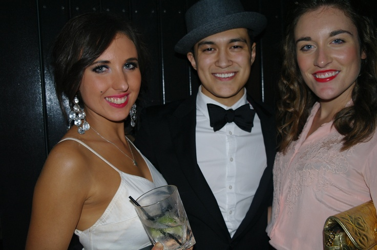 Julian's 21st - with Catty Hamilton & Holly Summers-Clarke