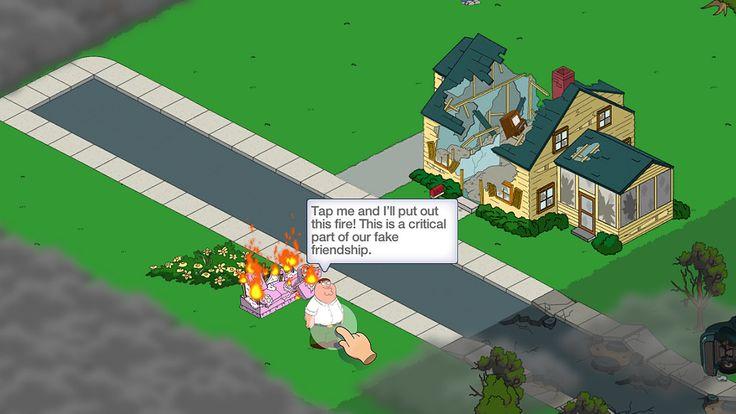 https://flic.kr/p/nhprtN | Family Guy: The Quest for Stuff