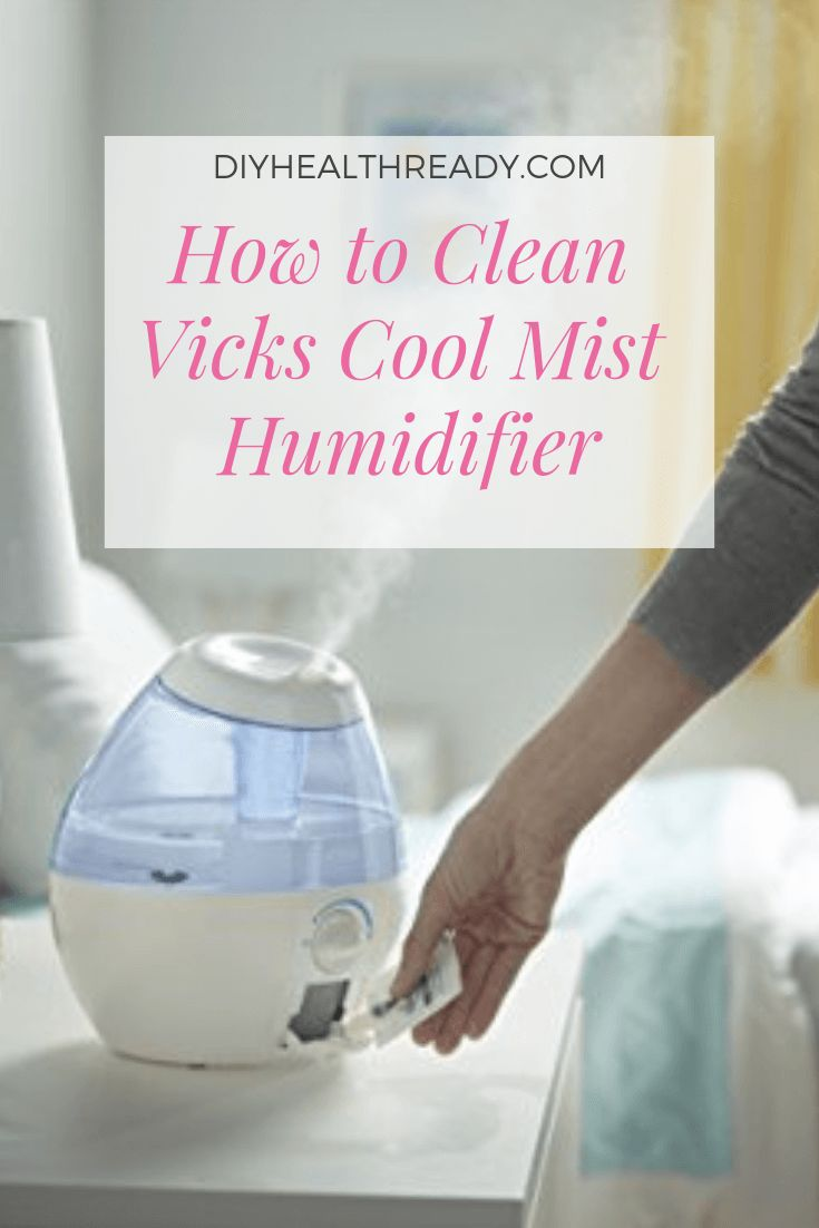 How to clean vicks cool mist humidifier 4 powerful tips