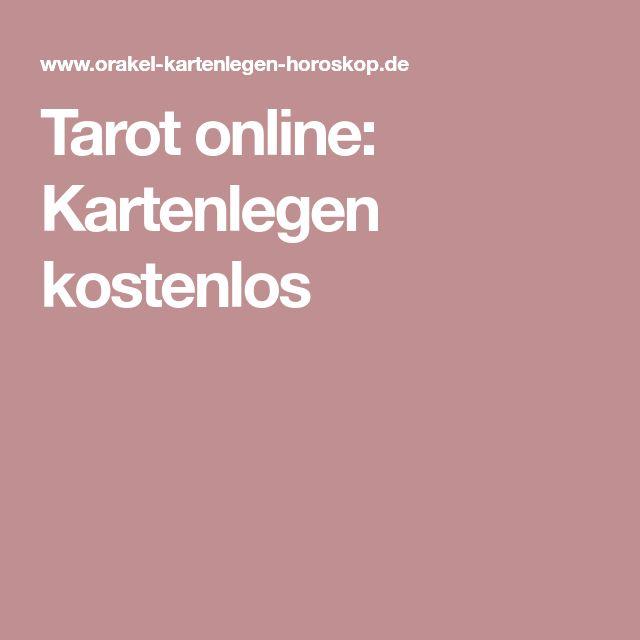 Tarot online: Kartenlegen kostenlos