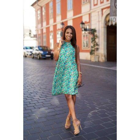 Summer Silk dress