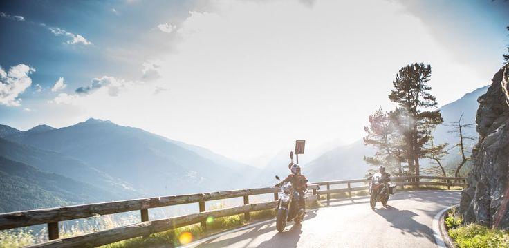 Motorradtouren und Motorradausflüge   Tiroler Oberland