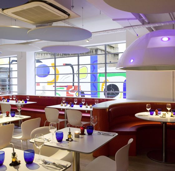 PizzaExpress' Living Lab, Richmond   We Heart; Lifestyle & Design Magazine