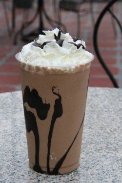 Iced Mocha – you don't have to go to the coffee shop to make these.