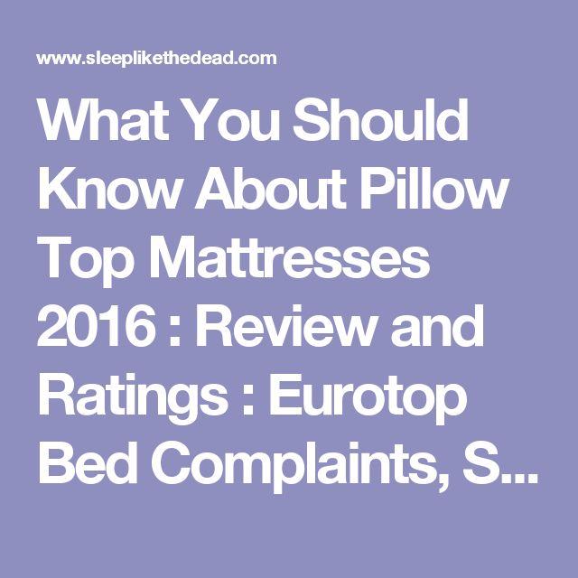 how to deep clean pillow top mattress