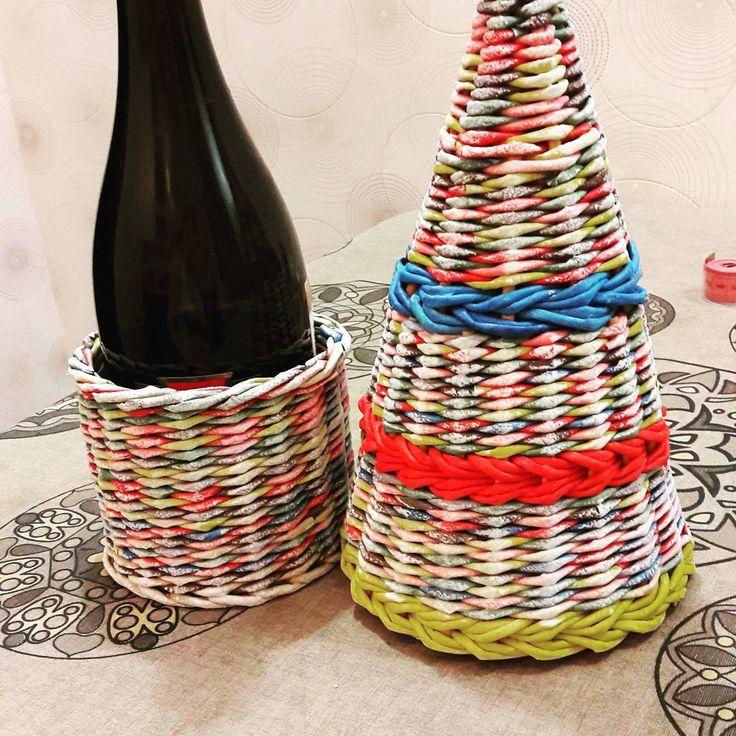 #упаковка #новыйгод #чтоподарить #шампанское