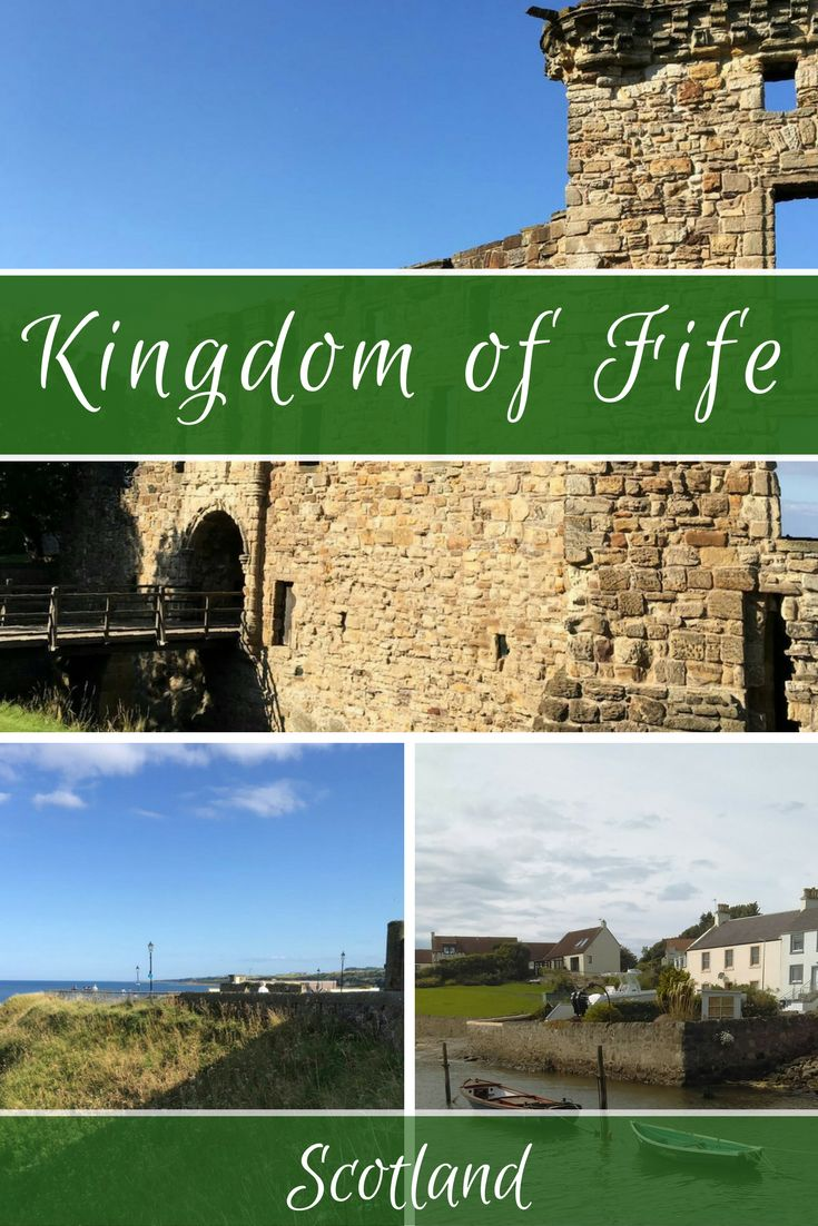 Fife Scotland travel guide - what to do, where to go, what to see and what to eat in Fife  #scotland