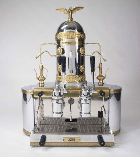 classic espresso machine