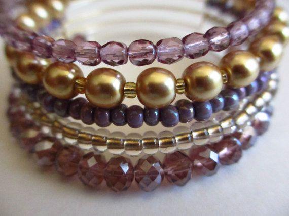 Ancient History - Megara DIsney Bracelet Set - Alex and Ani Style on Etsy, $33.95