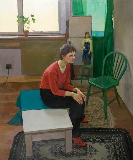 Interior Portrait
