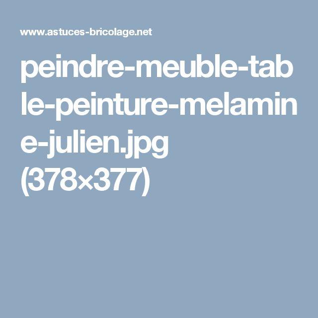 17 meilleures id es propos de peinture pour m lamine sur pinterest peindr - Peinture melamine julien ...