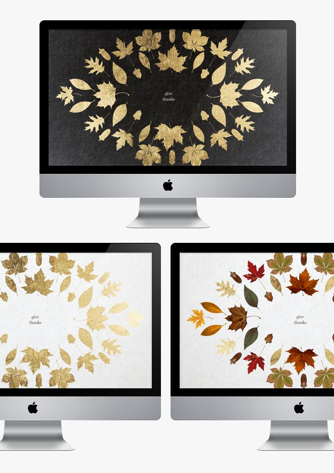 Beautiful Thanksgiving wallpaper by Cocorrina