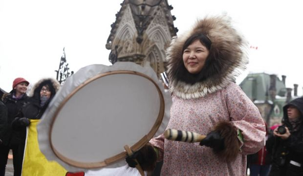 tradition-INUIT CANADA