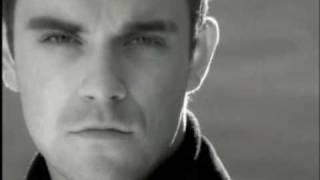 Robbie Williams - Angels video via YouTube.