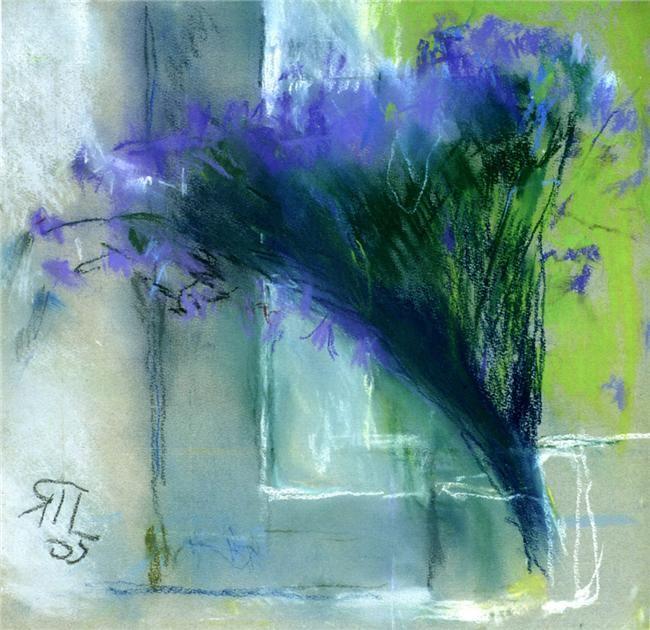 Tatyana Yablonskaya - картины, написанные левой рукой